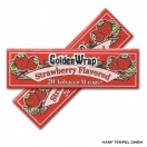 Golden Wrap - Erdbeere