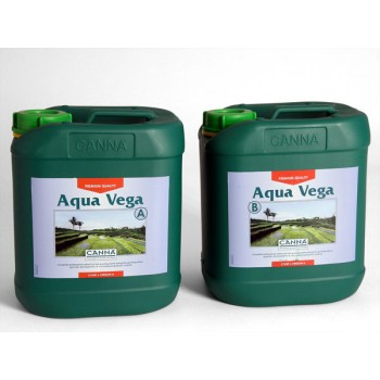 Canna - Aqua Vega A+B 5L