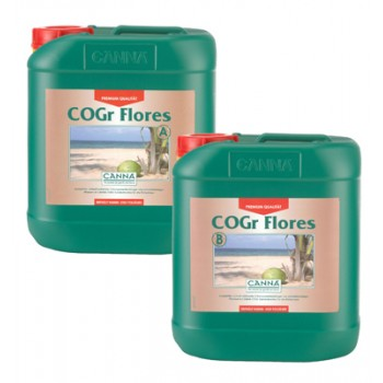 Canna - COGr Flores A+B 5L