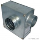 Schallisolierte Ventilatorbox - Softbox - 1000 m^3/h Spezial