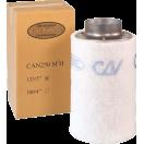 Can250-Aktiv-Kohlefilter - 250 m3/h/125mm