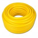 1m PVC Wasserschlauch Gartenschlauch - gelb Innen-O 12 - 25 mm