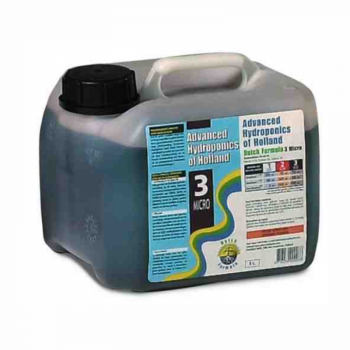 Advanced Hydroponics - Dutch Formula Micro - 5L