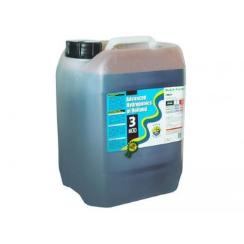 Advanced Hydroponics - Dutch Formula Micro - 10L