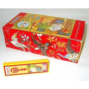 Club Modiano Ungummed Rolling Papers Box 50 Stk