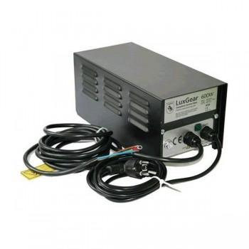 Lux Gear - 600 Watt mit Gehäuse