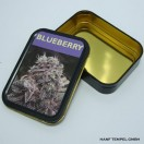 Metallschachtel - Blueberry