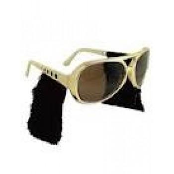 Funartikel - Brille mit Kotletten