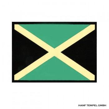 Aufkleber - Jamaika Flagge