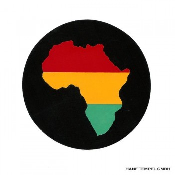 Aufkleber - Afrika