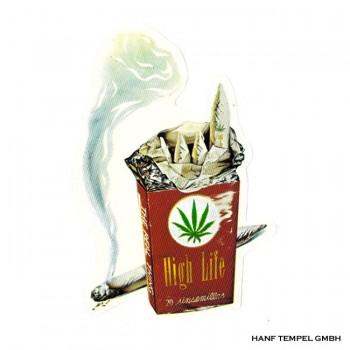 Aufkleber - High Life