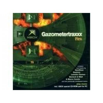 Gazometertraxxx 16 Fire