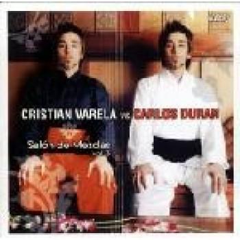 Cristian Varela vs. Carlos Duran - Salón De Mezclas Vol. 3