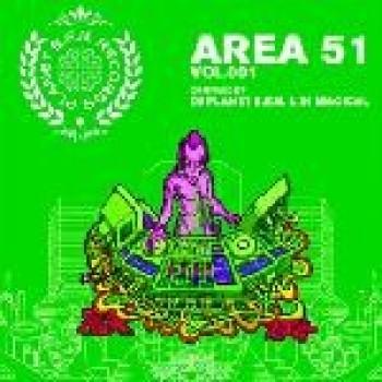 DJ Planet B.E.N. & DJ Magical - Area 51 Vol.001