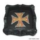 Aschenbecher mit Ritterkreuz