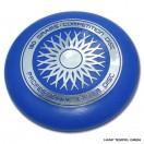 Frisbee - Wurfscheibe - Professional Flyer Disc - Blau