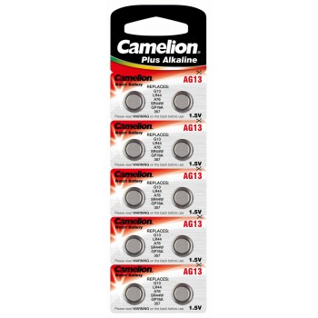 Camelion Plus Alkaline Batterie 1.5V LR44
