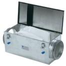 Pollenfilterbox + Taschenfilter 125mm