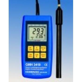 GMH 3410 - Digitales Präzisions EC - Leitfähigkeitsmessgerät Neu