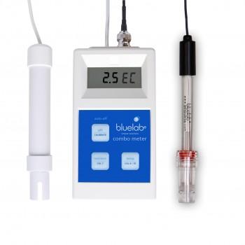 Bluelab Combo pH/EC & Temparatur Messgerät