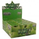 Juicy Jay`s Flavored Rolls Green Apple 5m Box 24 Stk