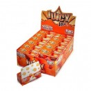 Juicy Jay`s Flavored Rolls Peaches & Cream 5m Box 24 Stk