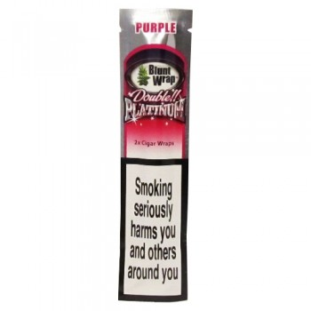 Blunt Wrap - Purple 2er