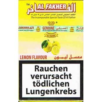 Al-Fakher Wasserpfeifentabak Lemon 10 x 50gr