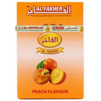 Al-Fakher Wasserpfeifentabak - Pfirsich - 10 x 50g