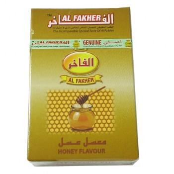 Al-Fakher Wasserpfeifentabak - Honig 10 x 50gr