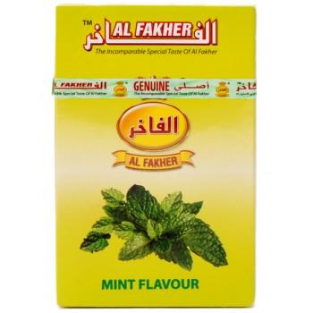 Al-Fakher Wasserpfeifentabak - Minze - 10 x 50g