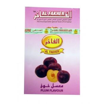 Al-Fakher Wasserpfeifentabak Plum 10 x 50gr