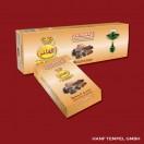 Al-Fakher Wasserpfeifentabak - Schokolade - 10 x 50g