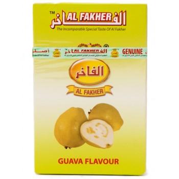 Al-Fakher Wasserpfeifentabak - Guava 10 x 50gr