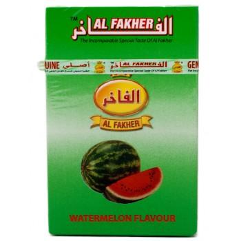Al-Fakher Wasserpfeifentabak - Wassermelone - 10 x 50g