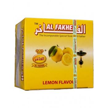 Al-Fakher Wasserpfeifentabak - Lemon 250gr