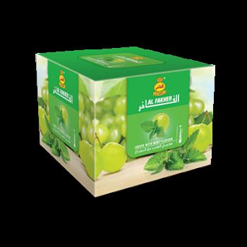 Al-Fakher Wasserpfeifentabak - Grape with Mint 250gr