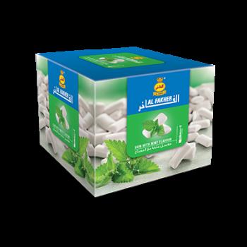 Al-Fakher Wasserpfeifentabak - Gum with Mint 250gr