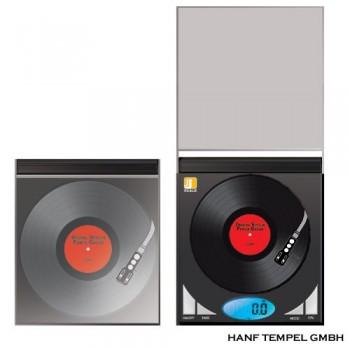 Digitalwaage - JScale Compact Disc 100 x 0.01gr