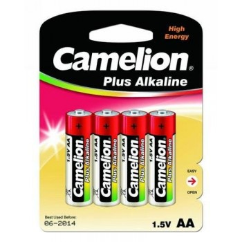 Camelion Plus Alkaline Batterie 1.5V AA