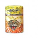 Ed Hardy - Double Jet Flame Yellow Tiger