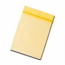 Schnellverschlußbeutel 40 x 45mm 100 Stk Gelb