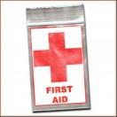 Schnellverschlußbeutel 40x60mm 100 Stk First Aid