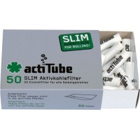Tune Acti Tube 50 Slim Aktivkohlefilter