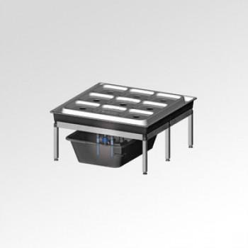 growSYSTEM Aeroponic 0.8 / 80x80cm
