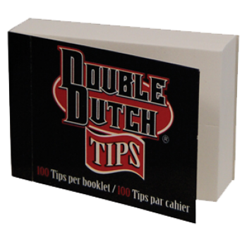Double Dutch - Filter Tips 100 Stk