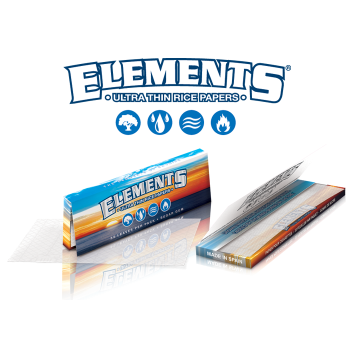 Elements King Size Papers