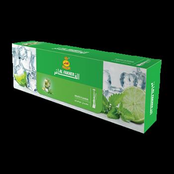 Al-Fakher Wasserpfeifentabak - Mojito - 10 x 50gr