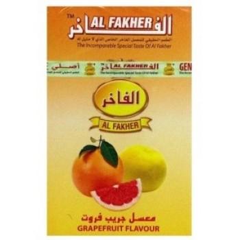Al-Fakher Wasserpfeifentabak - Grapefruit - 10 x 50gr