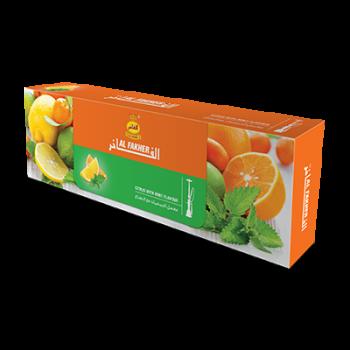 Al-Fakher Wasserpfeifentabak - Citrus mit Minze - 50gr